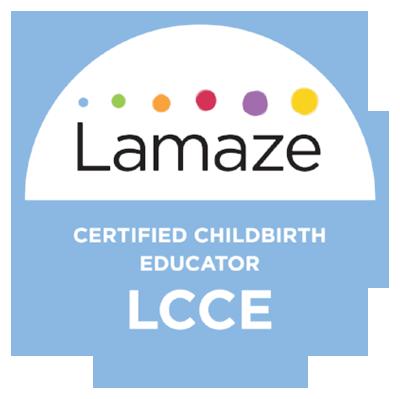 Lamaze Certified