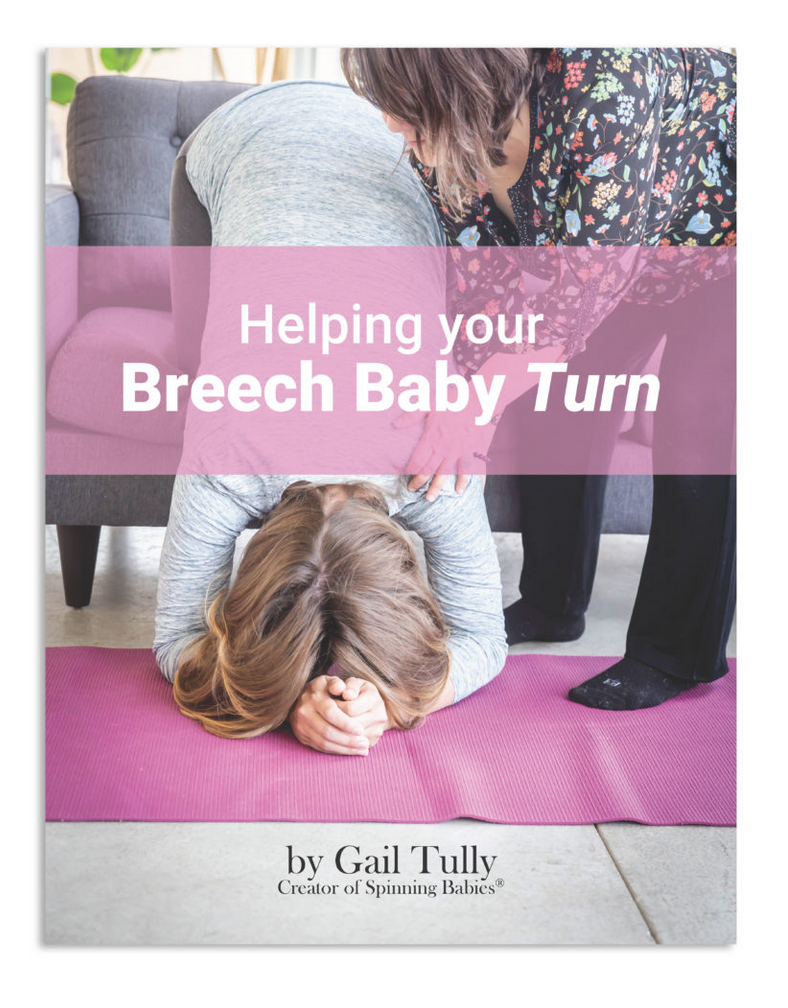 Helping Your Breech Baby Turn eBook
